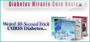 Diabetes Miracle Cure 30 second trick