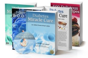 Diabetes Miracle Cure CD