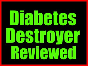 Diabetes Destroyer reviewed