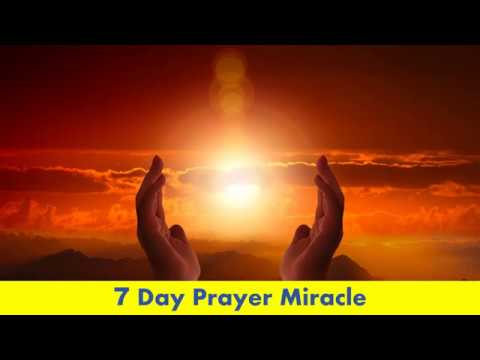 7 Day Prayer Miracle Program by Amanda