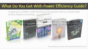 the power efficiency guide scam