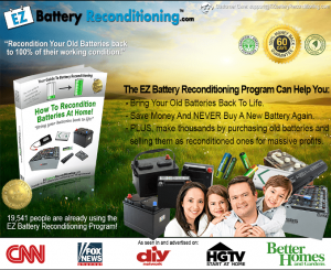 ez battery reconditioning secret